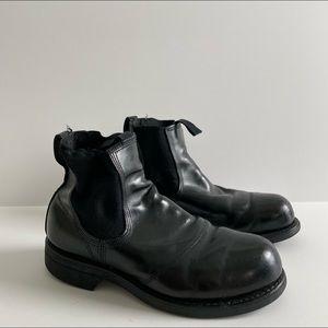 ADDISON SHOE COMPANY 05' slip on steel toe boots